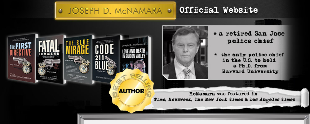 Joseph D. McNamara Best Selling Published Books