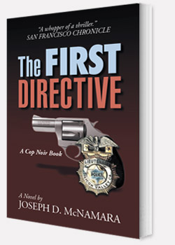 THE FIRST DIRECTIVE by Joseph D. McNamara